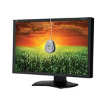 "NEC® MultiSync P241W-BK-SV - LCD Display - TFT - 24.1"" - With SpectraViewII Color Calibration Solution"