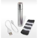 P3 International Smart Charger 3-1 in Silver