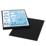 "Riverside Paper Construction Paper, 9"" x 12"" Sheets, Black"
