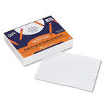 "Pacon Multi-Program Handwriting Paper, 5/8"" Long Rule, 10-1/2 x 8, White, 500 Sheets"