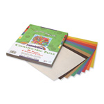 "Pacon 9"" x 12"" Recyclable Construction Paper, 96 Sheets/Pack Assorted"