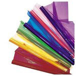 Pacon Cellophane Wrap, Orchid