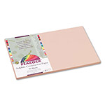 Pacon Sulphite Construction Paper, 76 lbs, 12x18, Light Brown
