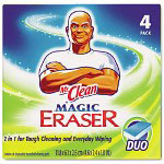 Mr. Clean Magic Eraser Duo Pad, 4 Pads