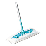 "Swiffer Sweeper Green 10"" Wide Mop"