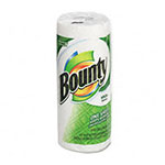 "Bounty Bounty® White Bulk Perforated Paper Towels, 11"" x 11"""