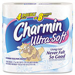 Procter & Gamble Charmin Ultra Soft Big Roll Bulk Bath Tissue, 176 Sheets/Roll