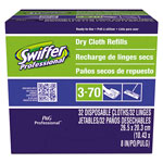 Swiffer® Sweeper System Dry Refill Cloths, 32 Cloths per Box