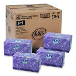 Puffs Unscented 2-Ply Facial Tissue, Carton of 24