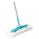 Swiffer Sweeper Mop System, Adjustable Length, Green