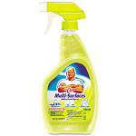 Mr. Clean All Purpose Cleaner, Lemon Scented, 32 Oz