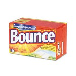 Procter & Gamble Bounce Fabric Softener Sheets, 160 Sheets per Box