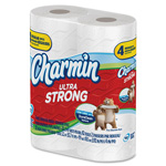 Charmin Bathroom Tissue, 2-Ply, 165 Sheets/Roll, 4RL/PK, Whitte