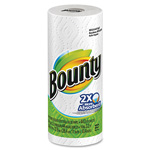 Bounty Paper Towels, 2-Ply, 44 Shts/RL, White