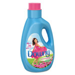 Dixie Liquid Fabric Softener, April Fresh, 64 oz Bottle, 8/Carton