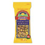 Paramount Farms Dry Roasted & Salted, Sunkist California Pistachio Kernels, 1.25 oz