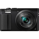 Panasonic Lumix 30X Travel Zoom Digital Camera, Black
