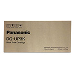 Panasonic DQUP3K Drum, 15,000 Page-Yield, Black