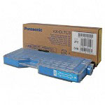 Panasonic Toner Cartridge for KX CL400 Series, Cyan