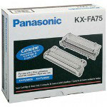 Panasonic Laser Toner/Drum Kit for Plain Paper Fax KX FLM600, FLM650