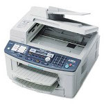 Panasonic KXFBL881 Monochrome Multifunction Laser Copier & Printer with Networking