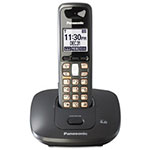 Panasonic Expandable Digital Cordless Phone, 1 Handset