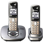Panasonic Digital Cordless Telephone/Answering System, 2 Handsets