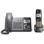 Panasonic Digital Corded/Cordless Answering System, 1 Handset