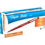 Papermate® Flair Medium Point Guard Porous Markers, O/S, Mocha