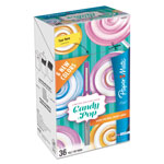 Sanford Flair Candy Pop, Assorted Ink, Ultra Fine, 36/pack