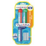 Papermate® Clearpoint Color Lead Mechanical Pencil Refills, 0.7mm, HB, 6/Pack