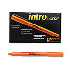 Papermate® Fluorescent Orange Sharpie® Intro By Accent Highlighter