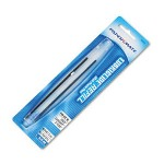 Papermate® Refills Dynagrip™ & X Tend™ Stick Ballpoint Pens, Medium, Blue Ink, 2/Pack