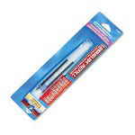 Papermate® Refills for Ballpoint Pens, Fine Point, Blue Ink, 2/Pack