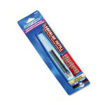 Papermate® Refills for Ballpoint Pens, Medium Point, Blue Ink, 2/Pack