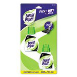 Papermate® Fast Dry Classic Correction Fluid, 22ml Bottle, White