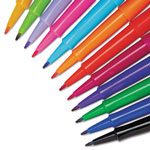 Papermate® Felt Tip Pen, 12 Color Set
