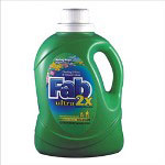 Fab® Spring Magic Liquid Laundry Detergent, 50 Ounce