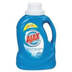 Ajax® with Bleach Liquid Laundry Detergent, 50 Ounce