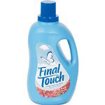 Final Touch® Final Touch Ultra Liquid Fabric Softener, 120oz Bottle