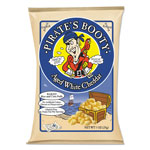 Pirate's Booty Puffs, Aged White Cheddar, 1 oz Bag, 24/Carton