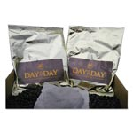 Day to Day Coffee 100% Pure Coffee, Dark Roast, 2 oz, 36/Carton
