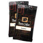 Peet's Coffee Portion Packs, Sumatra, 2.5 oz Frack Pack, 18/Box