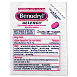 Benadryl® Ultra, Relieves Allergies/Sneezing/Runny Nose, 60/Box
