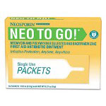 Neosporin® To Go Single-Use Packet