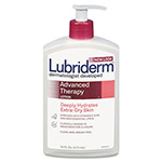 Lubriderm® 48234 Advanced Therapy Moisturizing Hand/Body Lotion, 16 Ounces