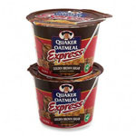 Quaker® Instant Brown Sugar Oatmeal Cup