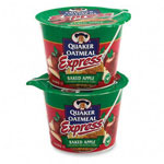 Quaker® Instant Apple Oatmeal Cup