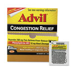 Acme Congestion Relief, 1/Pack, 50 Packs/Box