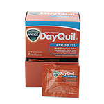 Products For You Cold & Flu LiquiCaps, 25 Two-Packs/Box